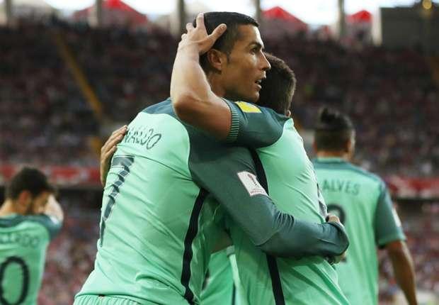 صورة رونالدو يحسم مواجهة روسيا ويضع البرتغال في الصدارة