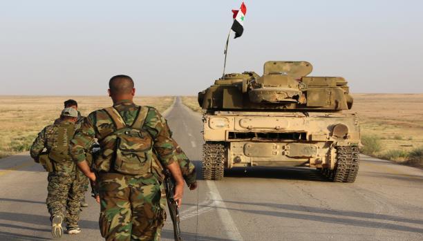 Photo of الجيش السوري يواصل تقدمه باتجاه السخنة بريف حمص الشرقي