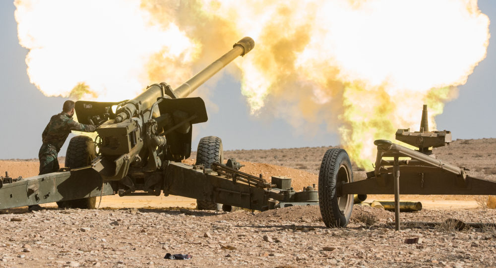 "Photo of الجيش السوري يكبّد ""داعش"" خسائر كبيرة بعد محاولته استعادة نقاط خسرها في وقت سابق"