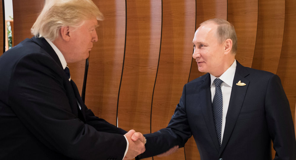 Photo of بوتين: أعتقد أن واشنطن أصبحت أكثر براغماتية من الأزمة في سورية