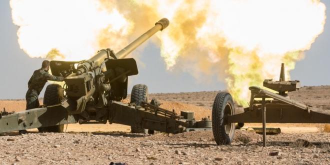 Photo of الجيش السوري يسيطر على كامل جرود فليطة في القلمون الغربي