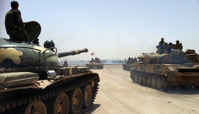 Photo of الجيش السوري يتابع تقدمه في بادية حميمة ويسيطر على نقاط جديدة بمحيط حقل الهيل