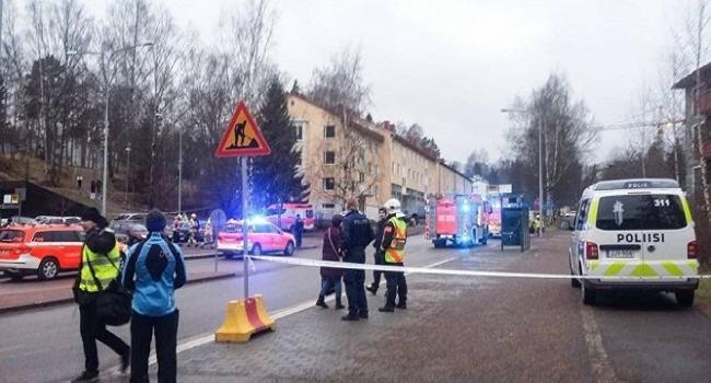 Photo of الشرطة الفنلندية تلقي القبض على مرتكب حادثة الدهس في العاصمة هلسينكي