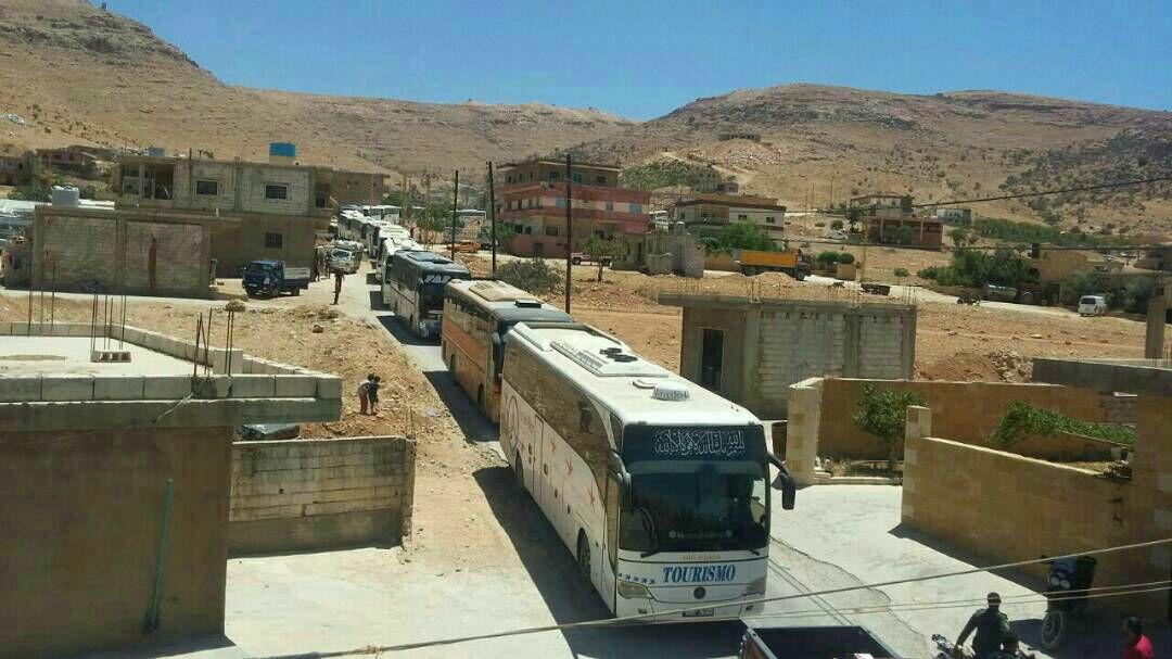 """Photo of بسبب الإجراءات اللوجستية.. """"النصرة"""" في جرد عرسال ليوم آخر"""