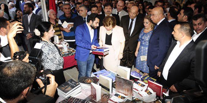 Photo of برعاية الرئيس الأسد.. العطار تفتتح معرض الكتاب الـ29 في مكتبة الأسد