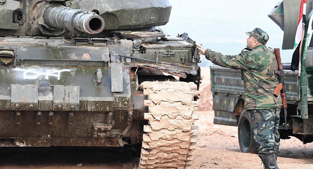 Photo of الجيش يوسع سيطرته في القلمون الغربي ويبتلع مزيدا من المساحات في البادية