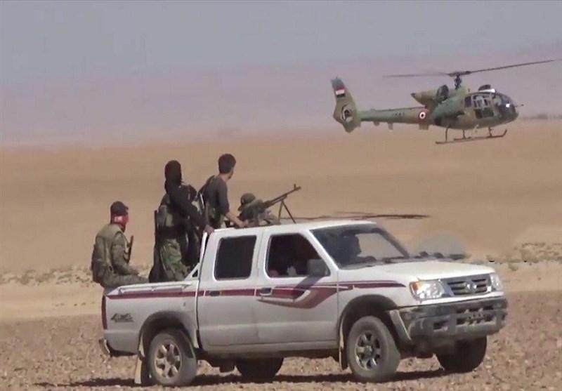 Photo of الجيش السوري يصد هجوما على السخنة ويسيطر على بلدة شرق سلمية