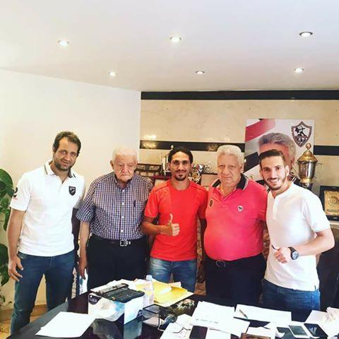 Photo of 5 لاعبين سوريين يوقعون للزمالك وسموحة المنافسين في الدوري المصري