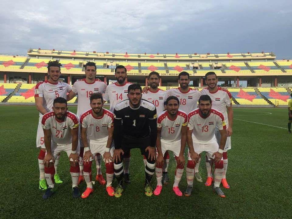 Photo of المنتخب السوري يتعادل مع العراق وديا قبل اللقاء الحاسم أمام قطر