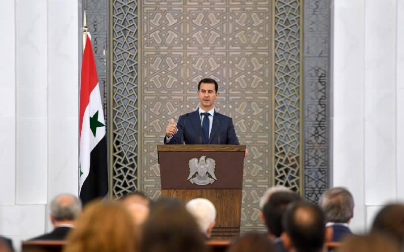Photo of الرئيس الأسد: سورية هدف عبر التاريخ.. وتمكنا من إفشال المشروع الغربي