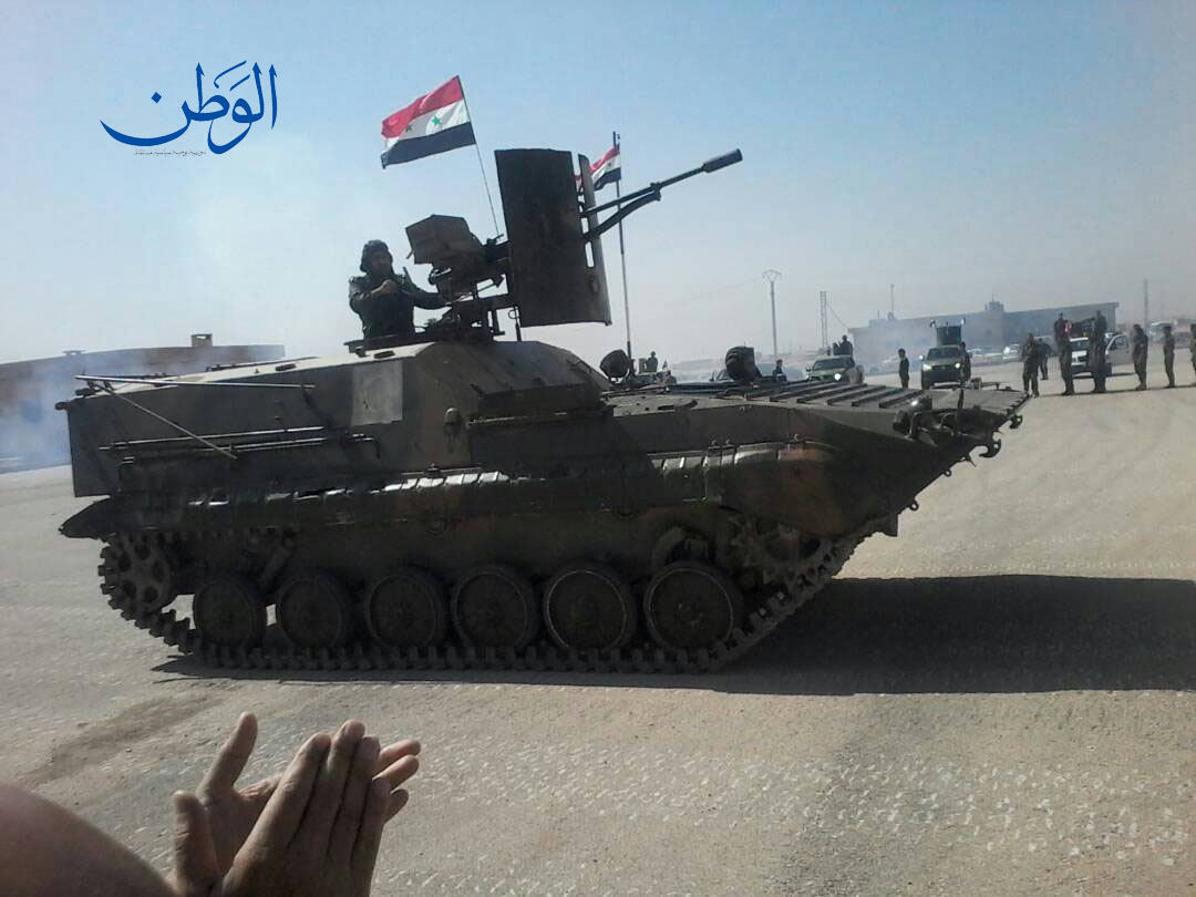 Photo of بالصور.. احتفالات رسمية وجماهيرية بعيد الجيش العربي السوري في ريف الحسكة