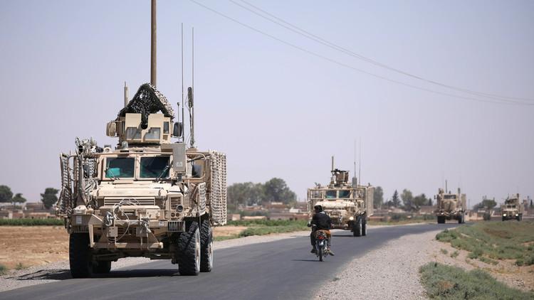 "Photo of واشنطن ترسل 100 شاحنة محملة بالأسلحة لـ ""قسد"" في الرقة"