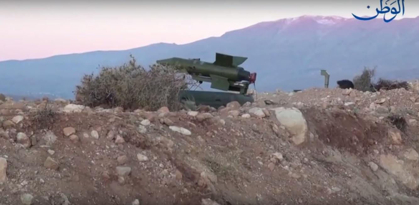 Photo of مشاهد خاصة من المعارك في القلمون الغربي