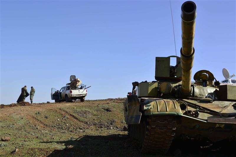 Photo of الجيش يواصل مد قبضته على كامل الحدود مع لبنان والأردن