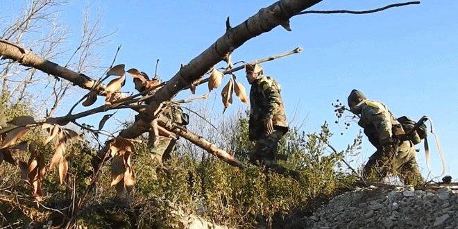 Photo of الإرهابيون يصعِّدون في أرياف سلمية