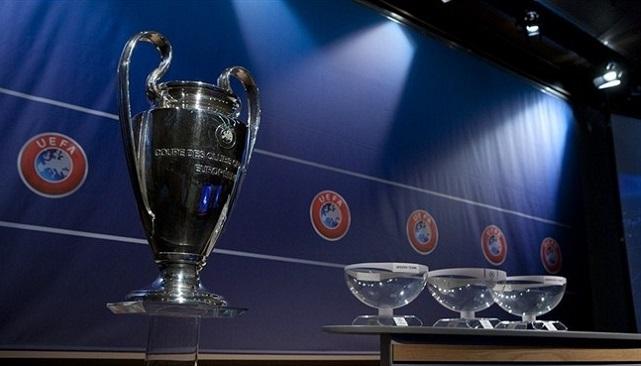 """صورة قرعة دوري أبطال أوروبا """"نارية"""".. أين وقع فريقك؟"""
