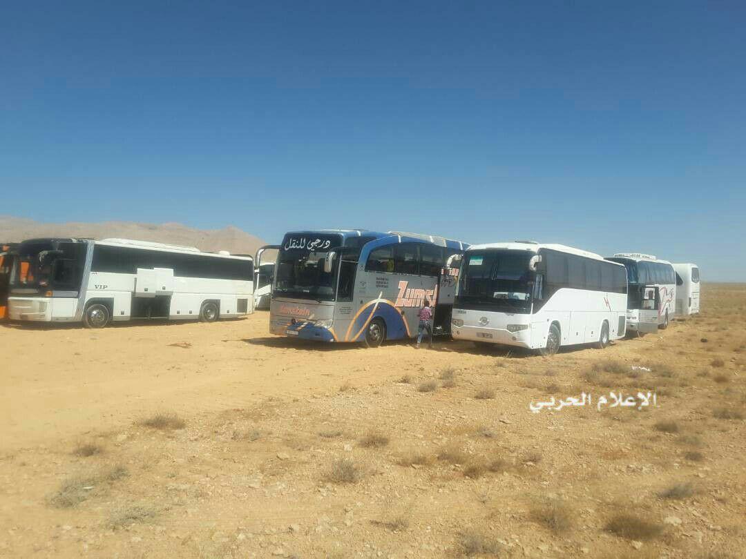 Photo of الحدود السورية اللبنانية خالية من الإرهاب