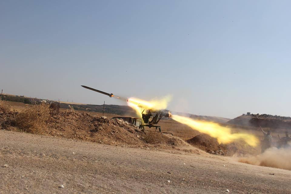 Photo of ثلاثة صواريخ على السلمية تسفر عن إصابات بين المواطنين