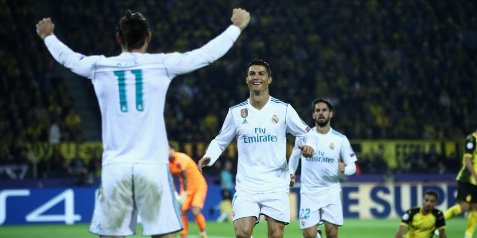 صورة ريال مدريد يفك عقدة دورتموند ويسحقه بالثلاثية