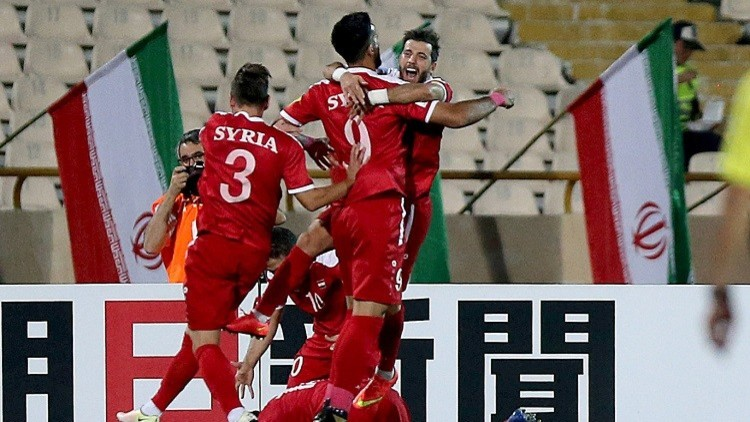 Photo of المنتخب السوري يقتنص المركز الثالث المؤهل إلى الملحق الآسيوي لكأس العالم