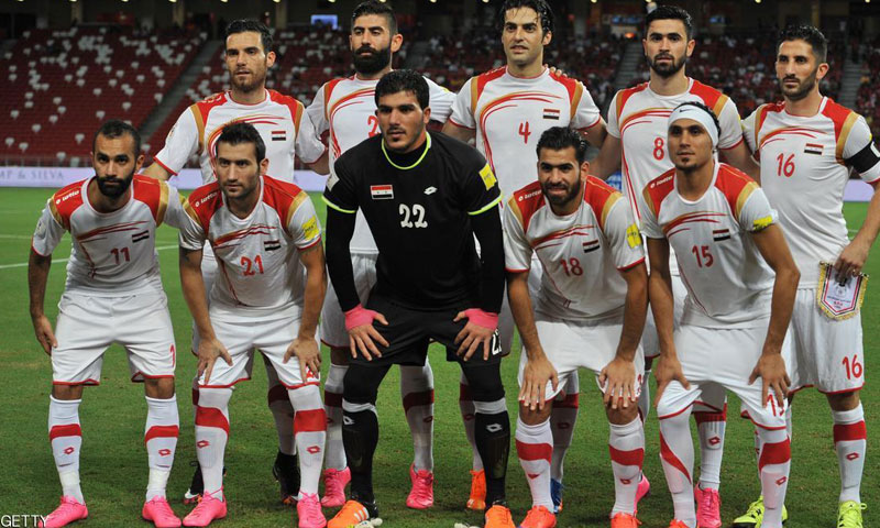 Photo of التشكيلة الرسمية للمنتخب السوري أمام منتخب إيران