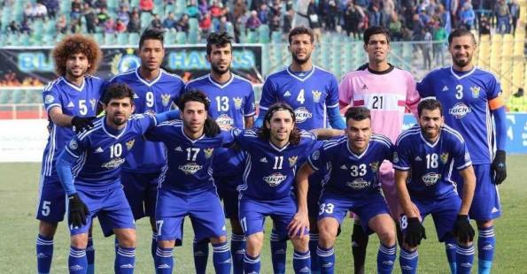 """Photo of """"القوة الجوية"""" العراقي يصل بيروت لمواجهة """"الوحدة"""" في كأس الاتحاد الآسيوي"""