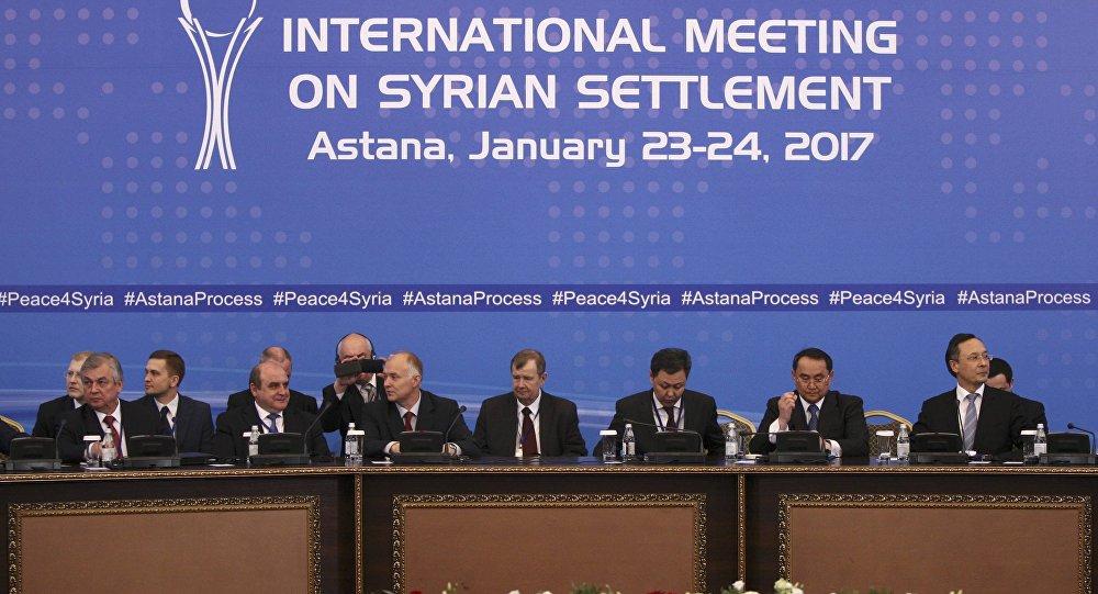 Photo of الخارجية الكازاخية: اجتماعات أستانا حول سورية ستبدأ يوم غد على مستوى الخبراء