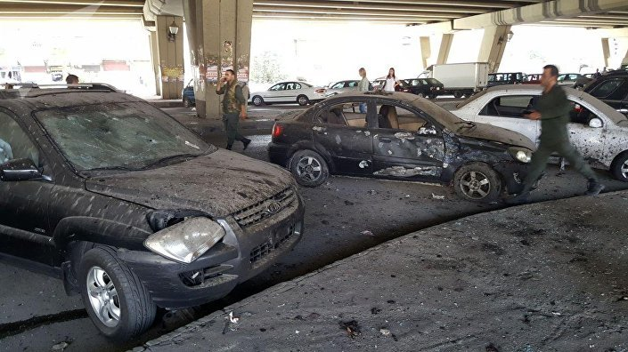 Photo of الخارجية الروسية تدين الهجوم الإرهابي على حي الميدان بدمشق