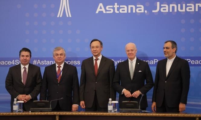 "Photo of الخارجية الكازاخية لا تستبعد مشاركة وفود جديدة في ""أستانا 7 """