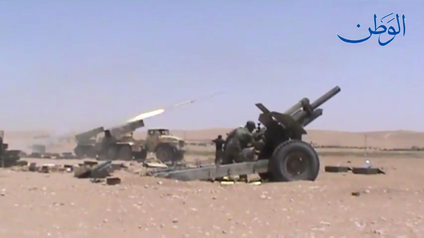 Photo of هكذا يقاتل الجيش في محيط الميادين .. خاص وحصري