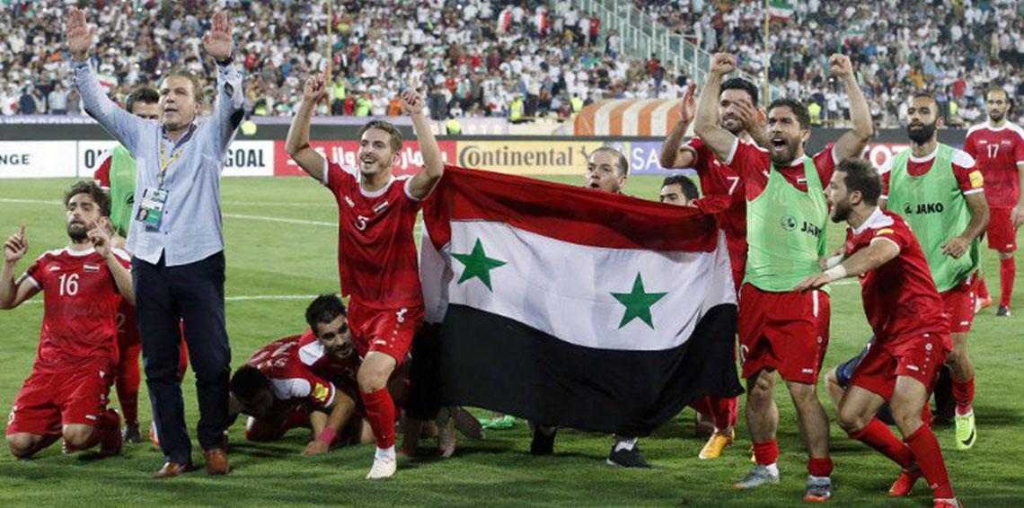 Photo of المنتخب السوري ينفي لقاء الأردن ويؤكد لقاء العراق وديا