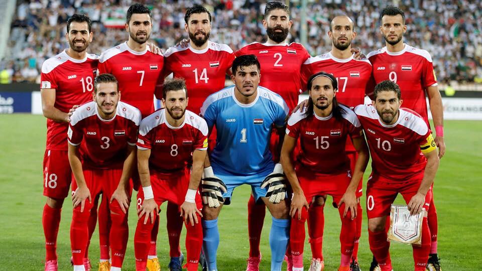 Photo of المنتخب السوري يتراجع مركزين والعراق يتقدم 8 مراكز في تصنيف الفيفا