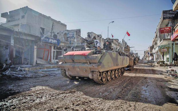 Photo of لماذا تصر تركيا على فتح بريدها الحكومي شمال حلب؟