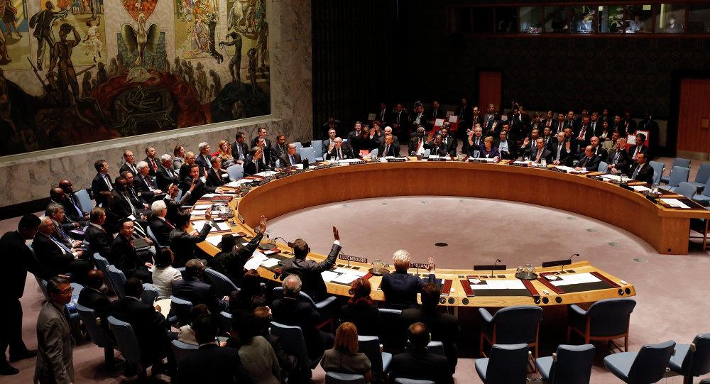 Photo of مشروع قرار جديد في مجلس الأمن بشأن سورية