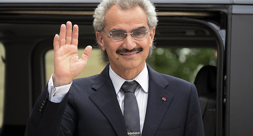 Photo of الكشف عن خسائر الوليد بن طلال بعد اعتقاله