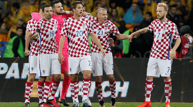 صورة كرواتيا تحجز مكانها في كأس العالم