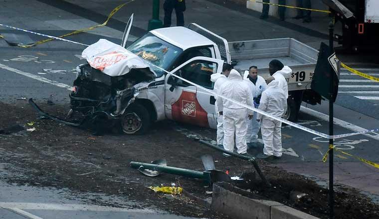 صورة ما لا تعرفه عن منفذ هجوم مانهاتن وعلاقته بداعش
