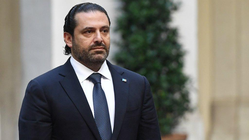 Photo of الحريري يتراجع عن استقالته من رئاسة الحكومة اللبنانية