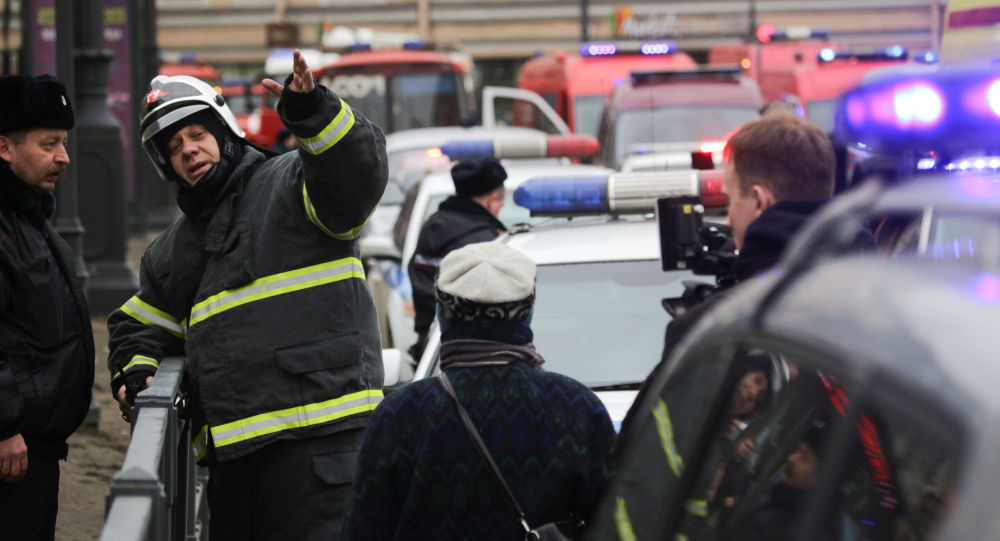 Photo of 10 جرحى بانفجار عبوة ناسفة في سان بطرسبورغ الروسية