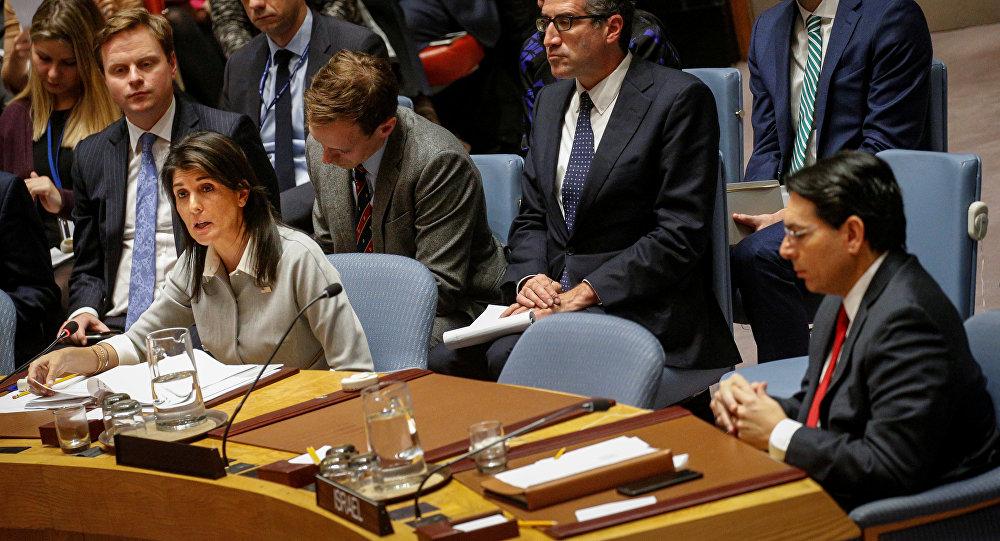 Photo of بريطانيا وفرنسا تعارضان الفيتو الأمريكي على مشروع قرار مصر حول القدس