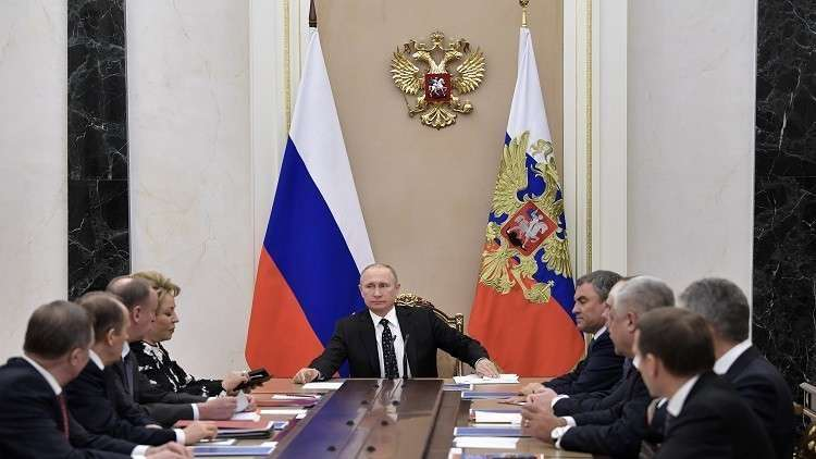 Photo of بوتين: روسيا ستستمر بمحاربة الإرهابيين في سورية إذا تتطلب الأمر