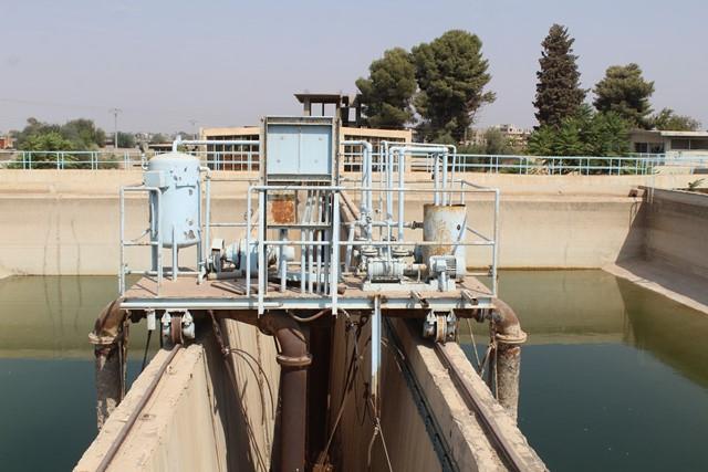 Photo of الموسى: 5 مليارات ليرة خسائر مؤسسة مياه الرقة
