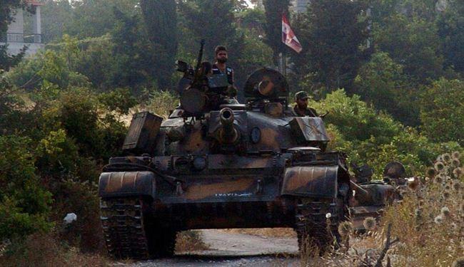 Photo of الجيش السوري يسيطر على نقاط جديدة في محيط مزرعة بيت جن بريف دمشق الجنوبي الغربي