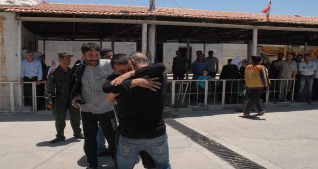 Photo of إخلاء سبيل نحو 14 ألف سجين في دمشق وريفها العام الحالي