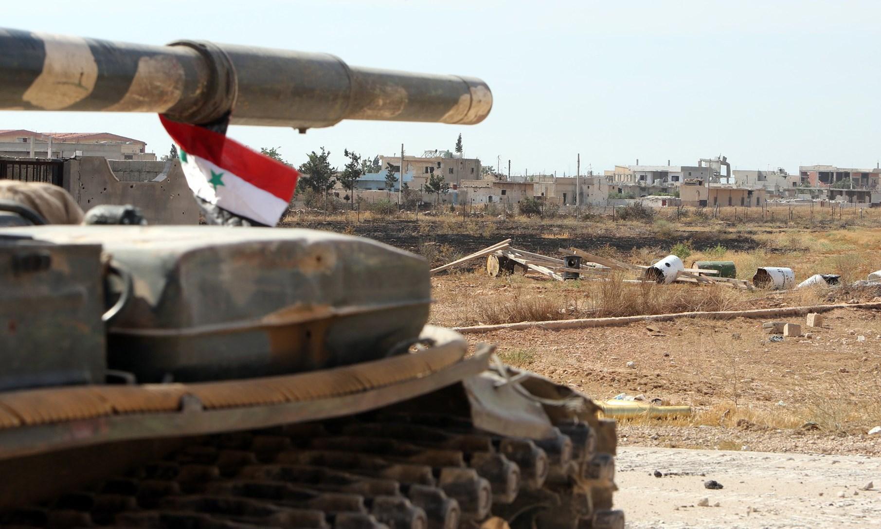 "Photo of الجيش يتقدم غرب خناصر و""النصرة"" ترد بتقصف المدنيين غرب حلب"