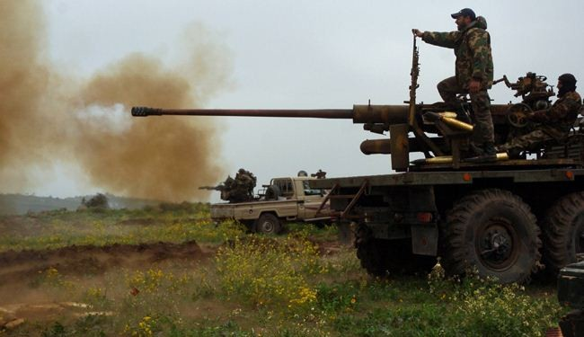 Photo of الغوطة الغربية قريباً تحت عهدة الجيش بشكل كامل