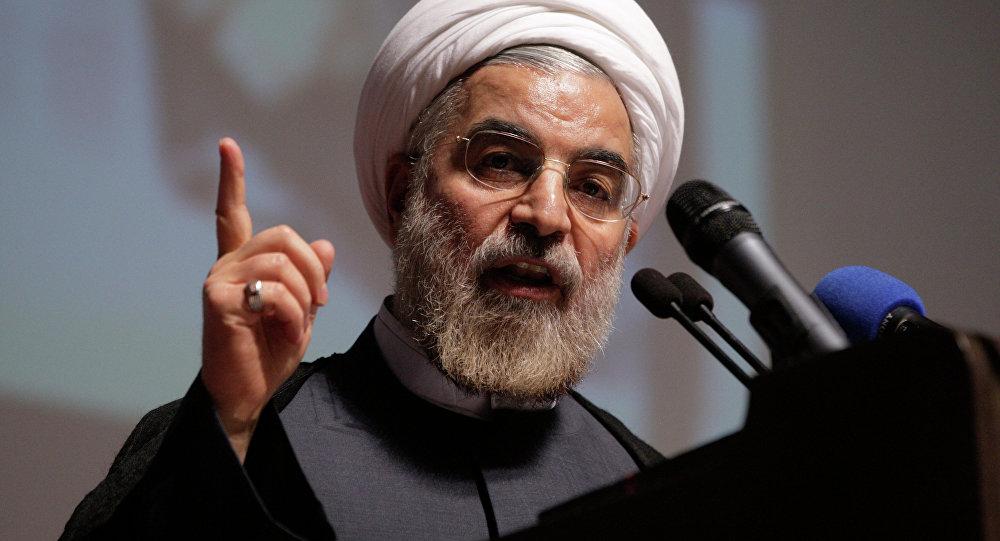 Photo of روحاني يعلق على الاحتجاجات التي تشهدها مدن إيرانية