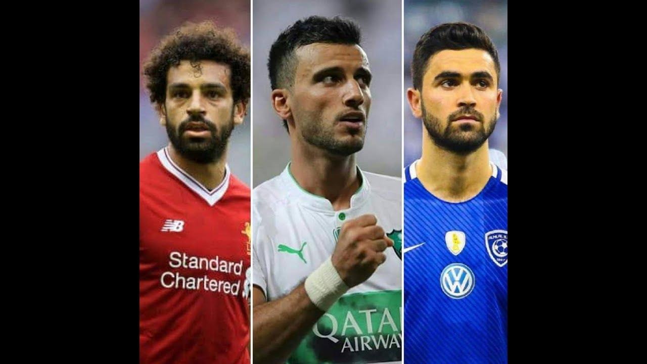 Photo of الاتحاد العربي للصحافة الرياضية يعلن اسم أفضل لاعب عربي لعام 2017
