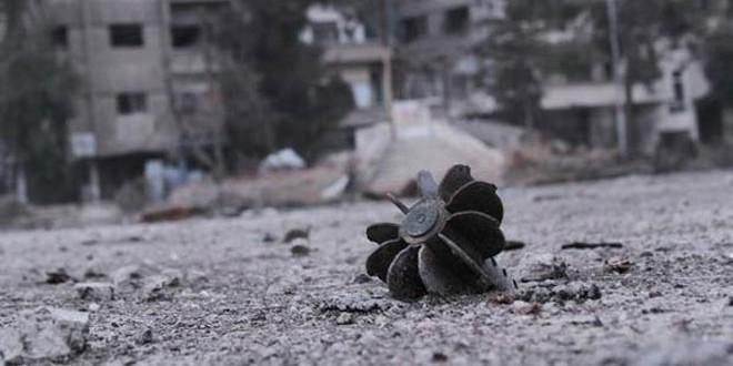 """Photo of اصابات إثر استهداف إرهابيو """"النصرة"""" بلدات وقرى حماة بالصواريخ"""