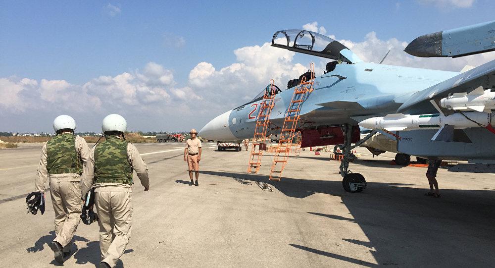 Photo of الدفاع الروسية: قواتنا أحبطت هجوماً إرهابياً بطائرات بدون طيار على قاعدتي حميميم وطرطوس في سورية